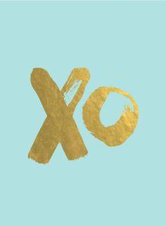 I Love You Like Xo Quotes : Xo. [I love you like XO]