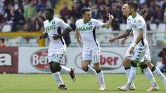 Serie A: Vola il Sassuolo risorge il Palermo