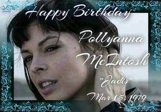 March 15, 1979 | Happy Birthday, Pollyanna McIntosh | Pollyanna plays Jadis on The Walking Dead (AMC)