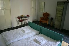 Bedroom, recycled furniture, relax, holiday, Italy, Le Marche.