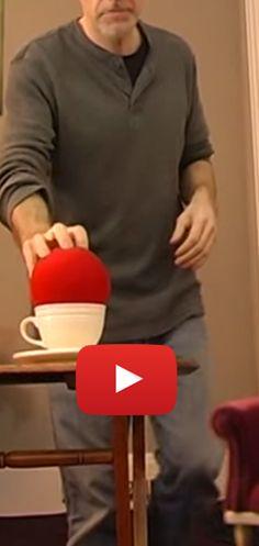 Une illusion d'optique réussit !  http://rienquedugratuit.ca/videos/une-illusion-doptique-reussit/