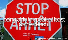 awesome canadian things // being able to speak at least some French Canadian Things, I Am Canadian, Canadian History, Canada Eh, Canada Humor, American Words, Prime Directive, Samuel De Champlain, Beautiful Vacation Spots