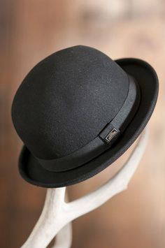 Amazon.com: Wool Bowler Hat: