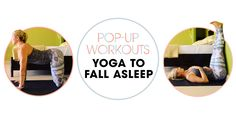 If you have trouble falling asleep, this gentle yoga routine will help calm your mind and relax your body to sleep better, longer.
