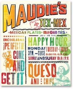 Maudies_menu_frontcover