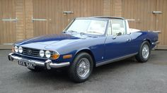1972 Triumph Stag Maintenance/restoration of old/vintage vehicles: the material for new cogs/casters/gears/pads could be cast polyamide which I (Cast polyamide) can produce. My contact: tatjana.alic@windowslive.com