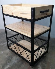 Things That You Need To Know When It Comes To Industrial Decorating You can use home interior design in your home. Industrial Design Furniture, Rustic Furniture, Vintage Furniture, Furniture Design, Iron Furniture, Steel Furniture, Cheap Furniture, Furniture Nyc, Furniture Market