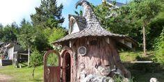 La suggestiva casa hobbit: sembra uscita da un libro di Tolkien (FOTO)