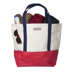 """As Hudson Sutler founder Grant Hewit put it in an email yesterday, """"(Totes) just aren't cool."""" That is the truth. No one has ever lusted over a tote bag. A weathered leather brie…"""
