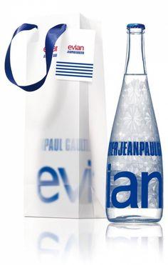 WE ♥ JEAN PAUL GAULTIER: EVIAN BY JEAN PAUL GAULTIER 2008