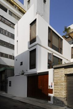 Nian's Residence / Chen Tien Chu