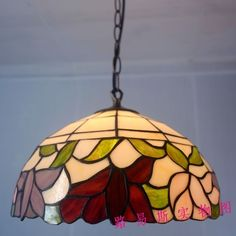 147.10$  Buy here - http://aliro0.shopchina.info/go.php?t=565570185 - 12 inch Tiffany lamps kitchen dining room lighting Continental antique glass chandelier 147.10$ #buyininternet
