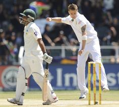 Dale Steyn (SA) 5 wickets in 2nd inng vs Pakistan, 1st Test, Johannesburg, 4th day, February 4, 2013