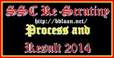SSC Result 2014 Re-Scrutiny Process Educationboard.gov.bd this year SSC and equivalent exams pass 89.03% outclass. SSC Result 2014 Published...