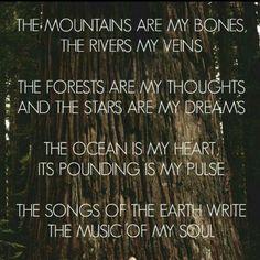 This is why my soul is always broken & whole. . . . #wildwoman #nature #wildwomansisterhood #natureismymedicine #holistic #wellness