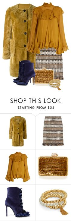 """Untitled #2596"" by jodilambdin ❤ liked on Polyvore featuring Marni, Tory Burch, Chloé, Wilbur & Gussie, Marco de Vincenzo and Vera Bradley"