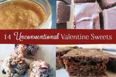 14 Unconventional Gluten Free Sweets for Valentine's Day