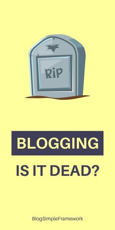Blogging isn't dead but it depends on what type of blogging you're doing. Here is the blogging that works. Make Money On Internet, Make Money Blogging, Make Money From Home, Make Money Online, How To Make Money, Bad Advertisements, Fun Questions To Ask, Blog Topics, Blogging For Beginners
