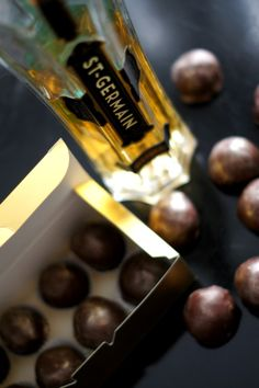 How better to say I love you this Valentines Day, than with handcrafted chocolates made by you!     St Germain Chocolate Truffles  If you'v...