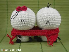 Bigli Migli - English and Hungarian PDF crochet pattern