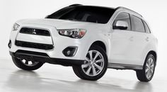 Mitsubishi apresenta crossover ASX renovado - Carsale