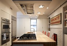 Bunker Workshop - Interior Design Boston -