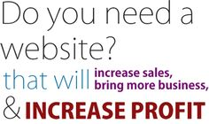 Website for Business.. Top reasons... http://www.ineedtobuildawebsite.com/i-need-a-website-for-my-business