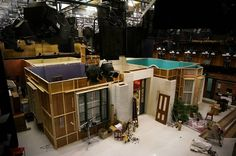 Room sets for Miss Fisher's Murder Mysteries, 2014. So disappointed. I want it to be real!!
