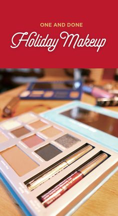 Adding a little (or a lot) of glamour to your look is easy with all-in-one holiday makeup kits. From family dinners to cocktail parties, create the perfect festive look. Find prestige beauty brands (including LORAC, theBalm and Bliss) and more at Kohl's.