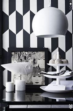 The Beatles - Revolver - Interior trends  from the John Lewis Spring Edition.