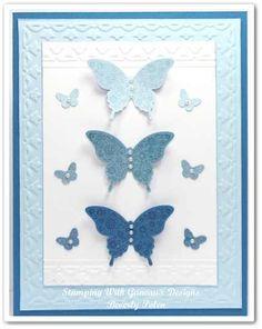 Stampin' Up! Papillon Potpourri