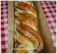 Takarékos konyha: Zebracsíkos kalács Bread Dough Recipe, Hot Dog Buns, Recipes, Food, Recipies, Essen, Meals, Ripped Recipes, Yemek