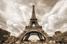 torre eiffel immagini bianco e nero - Cerca con Google