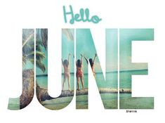 Hello June ! #Beach