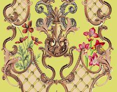 Embroidery designd on Behance Kurti Neck, Adobe Photoshop, Textile Design, Imagination, Print Design, Behance, Neckline, Textiles, Embroidery