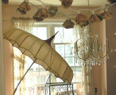 Parasol by andrea singarella, via Flickr