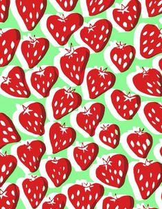Strawberries - Sarah Bagshaw