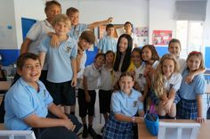 Como cada año, MITSchool incorpora a su plantilla #profesores #extranjeros en prácticas para apoyar la inmersión lingüística de nuestros estudiantes. Este curso ya son tres los #docentes que están trabajando con nosotros y alojándose en casa de algunos de nuestros #alumnos, a los que dan clase de #idiomas diariamente.