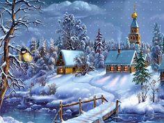 Christmas Village Ideas | christmas-village