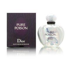 Pure Poison By Christian Dior For Women. Eau De Parfum Spray 3.3 Oz.