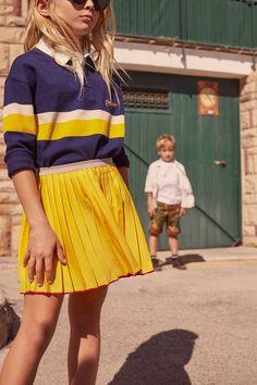 New Collection from  Bellerose #vintagestyleforkids #retrostyle #modeenfant#style #kidsstyle #styleforkids #kidswear #kidsoutfit #outfitforkids #kidsinspiration #fashionforkidsinspiration