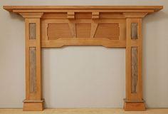 Craftsman mantle
