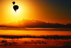 Hot Air Ballooning in Alice Springs - The only time you won't be a basket-case when your alarm goes off at 5am. Kicking back as the sun wakes up over Uluru will truly rock your world.