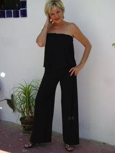 black palaxo by Chica Yeye  http://www.pathwaysunlimited.biz/Chica-Yeye-Leisure-Fashions.html