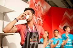 Well done Gabriel Cespedes from Costa Rica!!!! He just won the World Cupping Championship 2015!!!!!