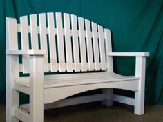 outside bench front porch | Front porch outdoor bench.