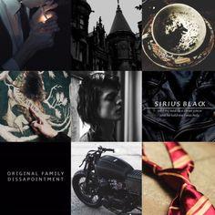 Sirius Black Aesthetic