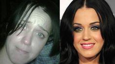 14 Unreal Celebrity Makeup Transformations