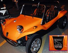 Speed Buggy - 1 Cool Manx by Creative Minds 808, via Flickr