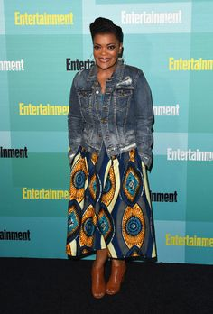 COMIC-CON SLAYERS: KeKe Palmer, Angela Bassett, Michael B. Jordan & More Shine For The Fans